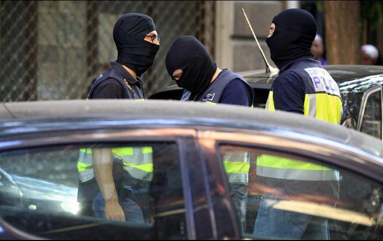 Detenido en España marroquí que hacía propaganda yihadista