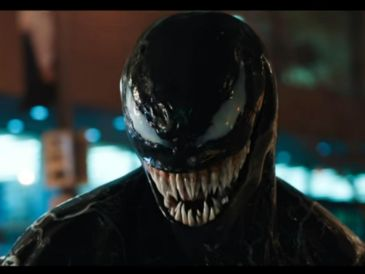 "El corto muestra cómo lucirá el actor Tom Hardy al protagonizar a ""Eddie Brock"" y su proceso de transformación en el anti héroe. YouTube / Sony Pictures Entertainment"
