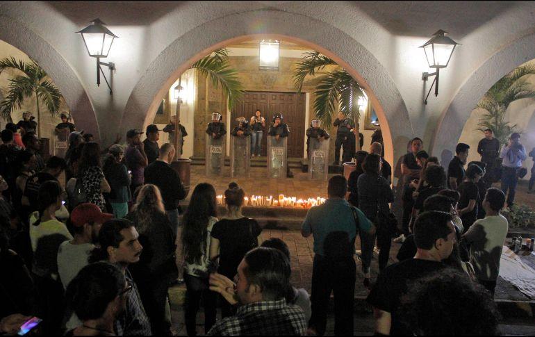 La Oficina en México del Alto Comisionado de la ONU para los DH, externó su solidaridad a las familias de los jóvenes. SUN / ESPECIAL