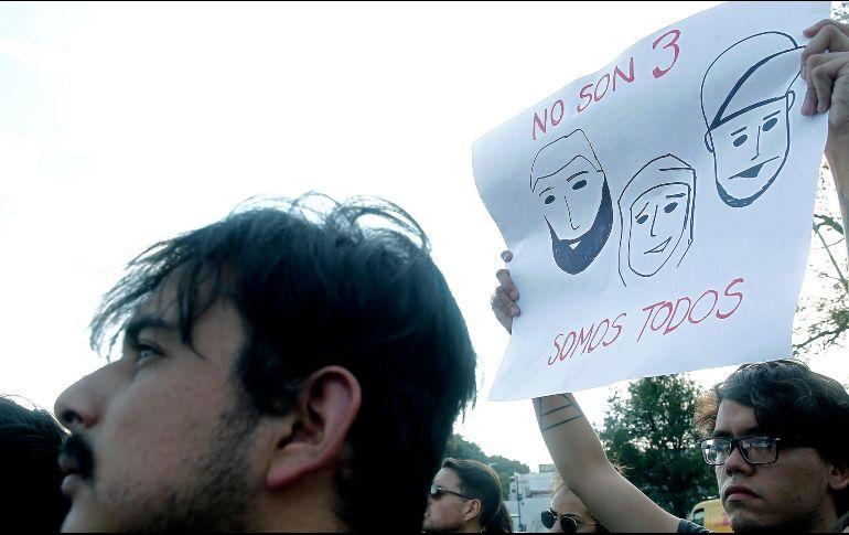 Confirman muerte de estudiantes desaparecidos en Jalisco; hay 2 detenidos