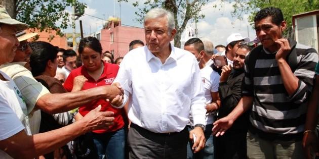 López Obrador publica documentos sobre departamentos
