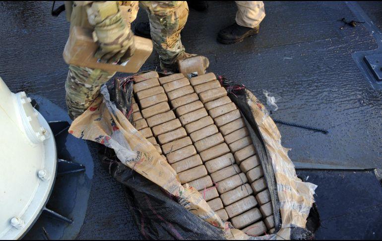Caen en España cerca de 9 toneladas de cocaína enviadas desde Colombia