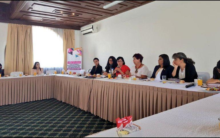 Las organizaciones solicitaron una nueva ley de desarrollo social con perspectiva de género. EL INFORMADOR/ I. Martínez