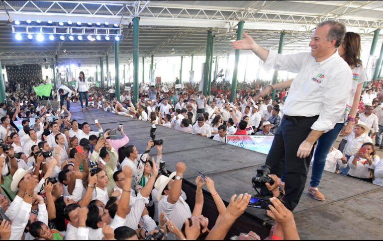 No hay plan B, dice Meade desde Puebla