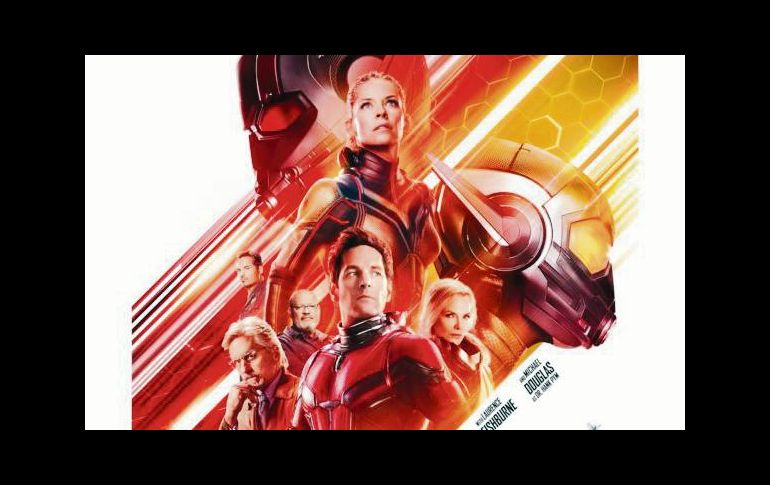 Liberan el segundo tráiler de 'Ant-Man and The Wasp'