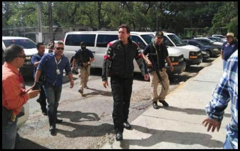 Amparo frena extradición de Eugenio Hernández