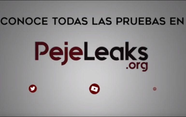 Tribunal Electoral ordena al INE investigar origen de 'Pejeleaks'