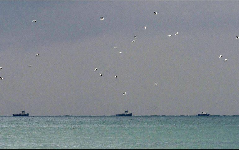 Dos muertos por choque de aeronaves caza rusas