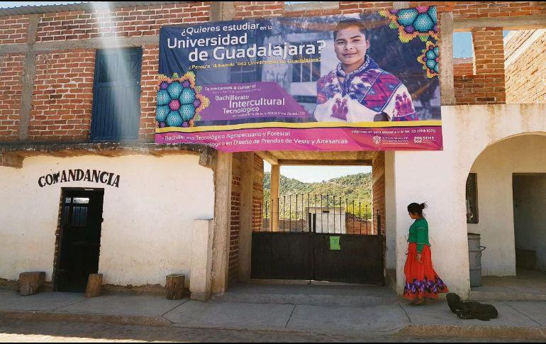 Cada vez más jóvenes de la Región Norte desean estudiar y superarse. EL INFORMADOR/I. Martínez