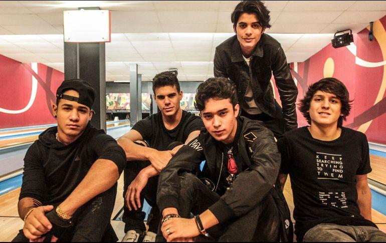 Los miembros de la agrupación mantienen una gran amistad, lejos de los escenarios musicales. EL INFORMADOR/ARCHIVO