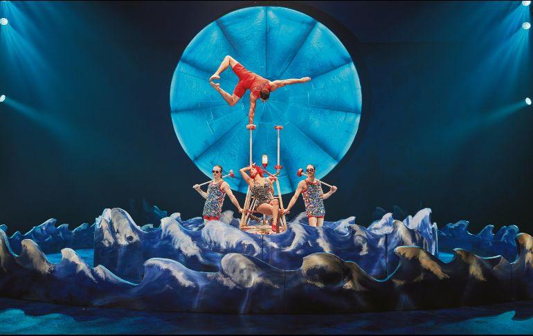 Cirque du Soleil se inspira en México para soñar