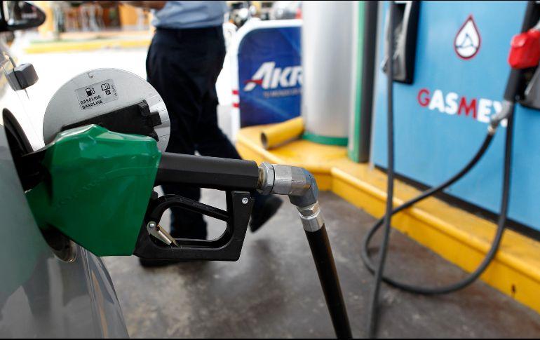 Hacienda no descarta más alzas en gasolina
