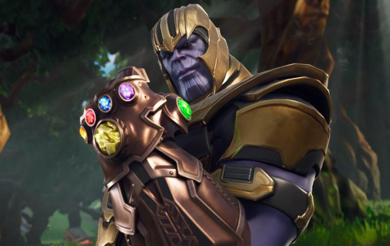 La maldad de Thanos da ganancias multimillonarias a Avengers: Infinity War
