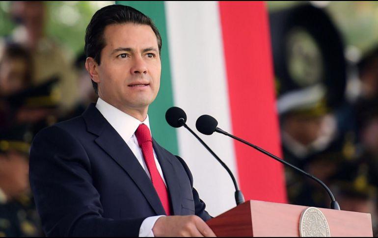 Peña Nieto promulgan la Ley General de Comunicación Social — LeyChayote