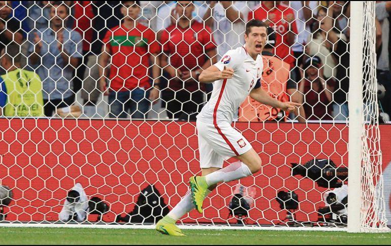Polonia, rival de Colombia, presentó lista provisional para el Mundial