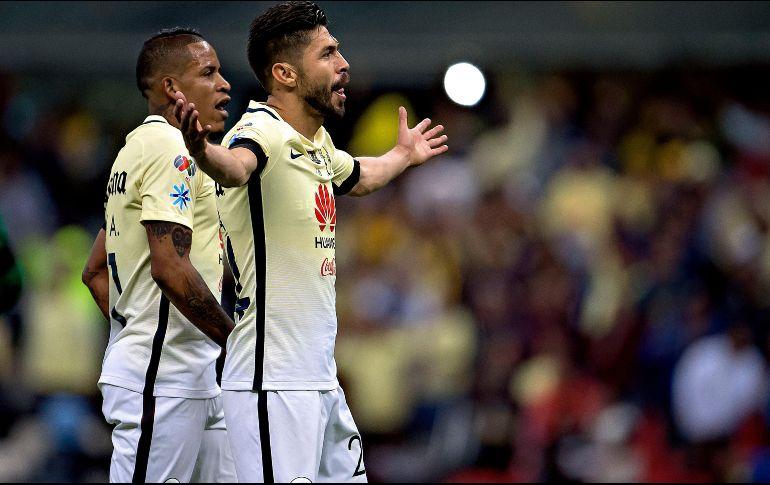 El América apoyado por su afición y en su estadio buscará la remontada histórica ante el Santos. MEXSPORT  ARCHIVO