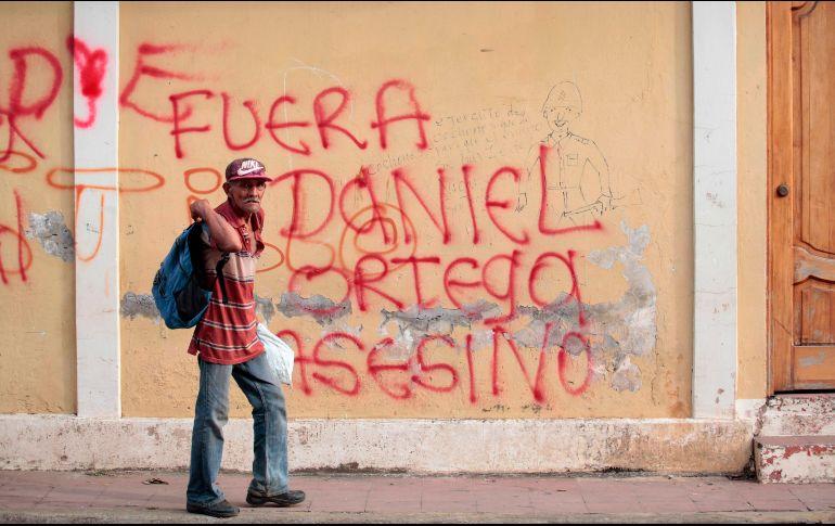 Aumentan muertos en Nicaragua tras 25 días de protestas