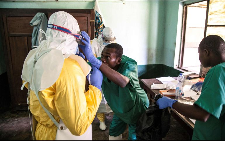 La OMS visita El Congo por un brote de ébola