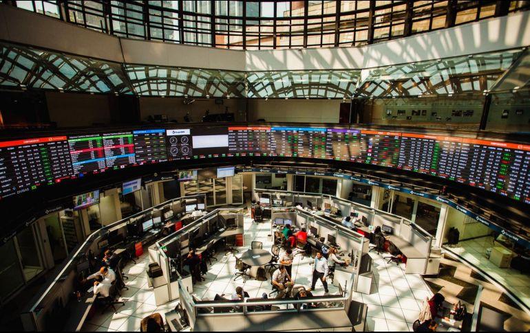 Bolsa Mexicana cierra con pérdidas, ante bajas expectativas del TLCAN