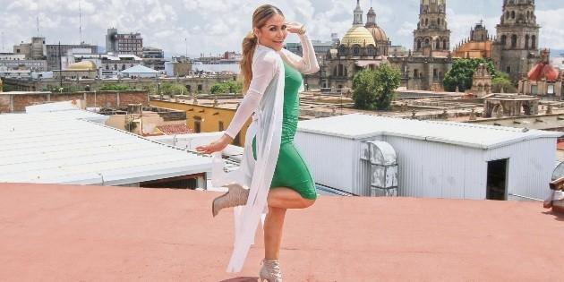Helen Ochoa, la joya del regional mexicano