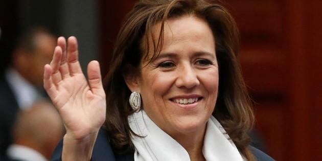 Margarita Zavala renuncia a su candidatura independiente