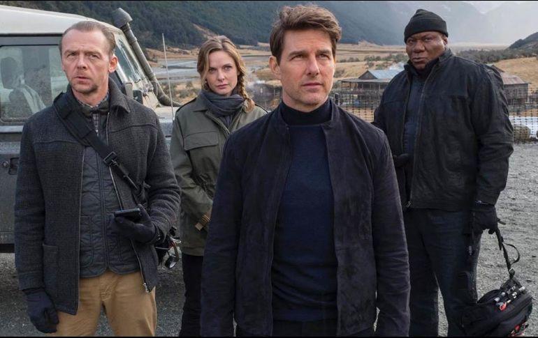 Salió el nuevo trailer de Misión imposible: Fallout