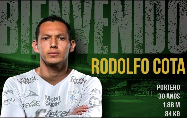 Rodolfo Cota deja a las Chivas y llega a León