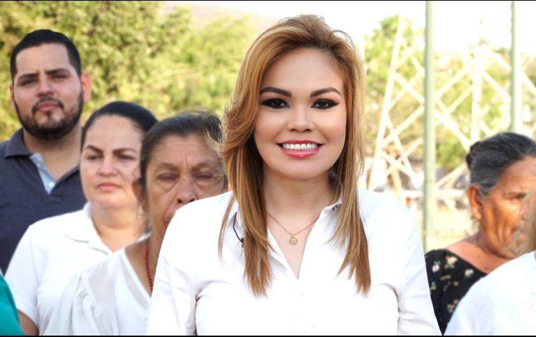 Candidata en Sinaloa comparte su 'pack' por WhatsApp