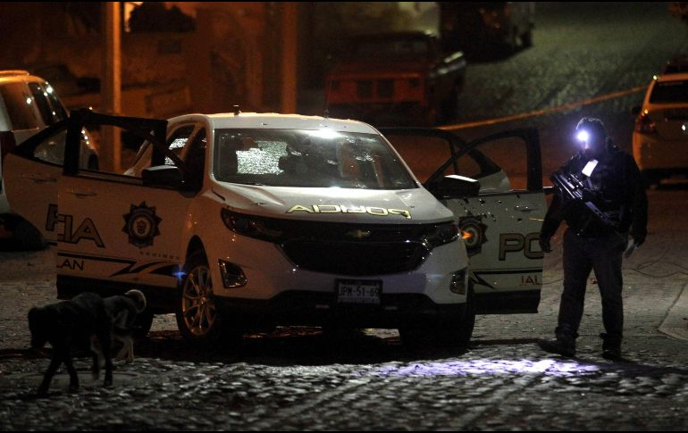 Localizan a salvo a seis policías desaparecidos en Jalisco