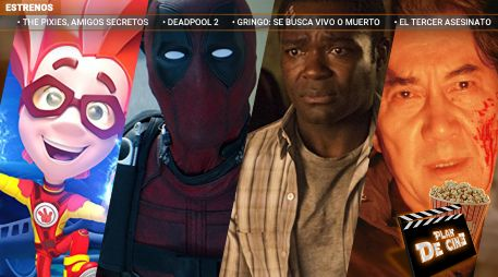 Plan de Cine: Deadpool 2