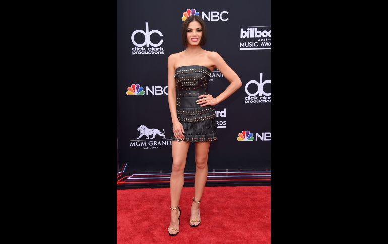 Jenna Dewan. AFP / L. O'Connor