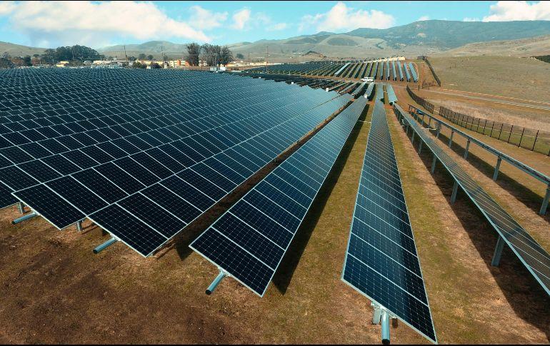 Don José es la quinta planta de energía renovable de Enel Green Power en el mundo. AP/Archivo