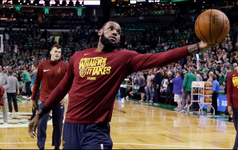 LeBron integra por 12va vez el All-NBA Team