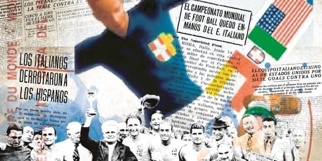 Cómo publicó EL INFORMADOR el Mundial 1934