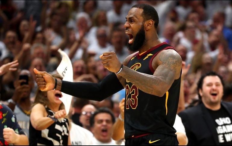 LeBron James fuerza el séptimo partido ante Boston
