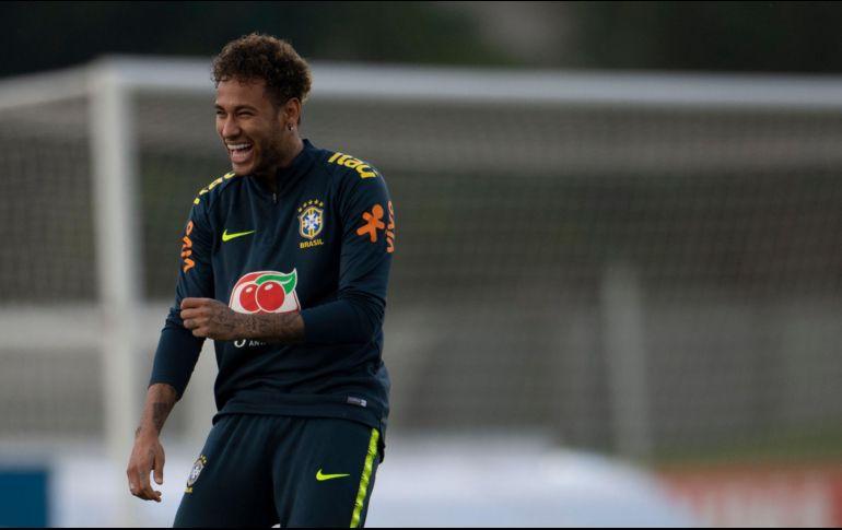 Neymar confiesa que quiere jugar con Guardiola