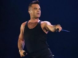 Robbie Williams es uno de los ''headliners'' del festival. NTX / ARCHIVO