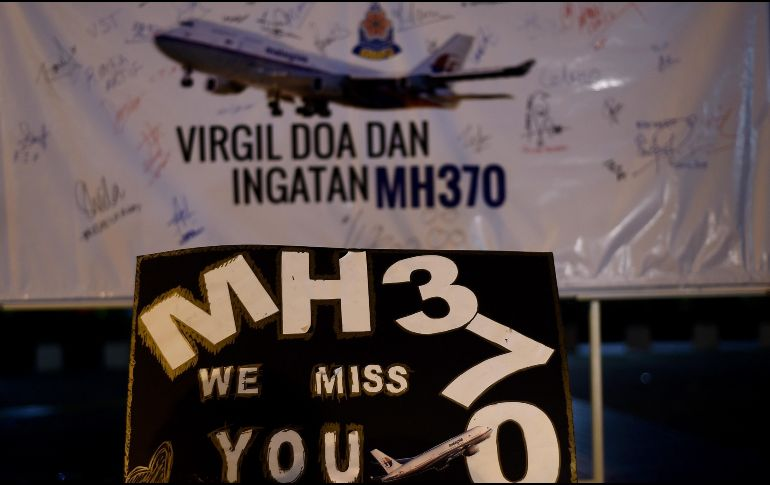 Terminó la búsqueda del vuelo MH370 — Seguirá en misterio