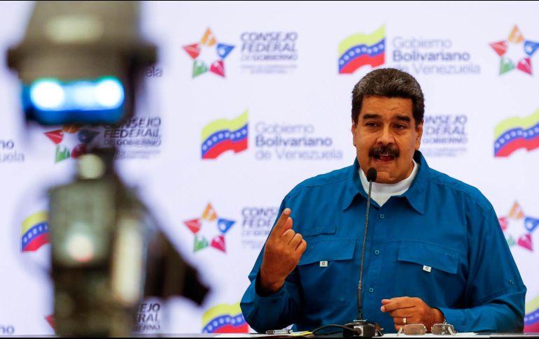 La Unión Europea anuncia nuevas sanciones contra Venezuela