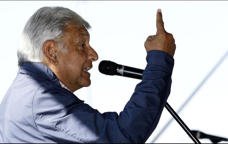 El izquierdista López Obrador supera 50% de intención de voto — México