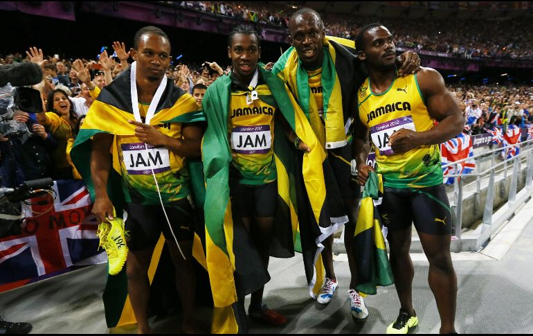 Bolt se queda sin una medalla olímpica de Beijing
