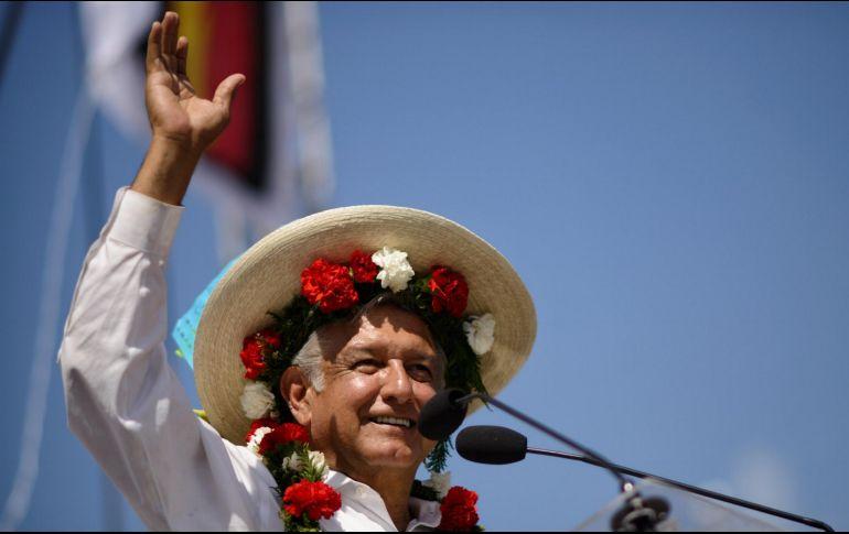 López Obrador parece imbatible según sondeos