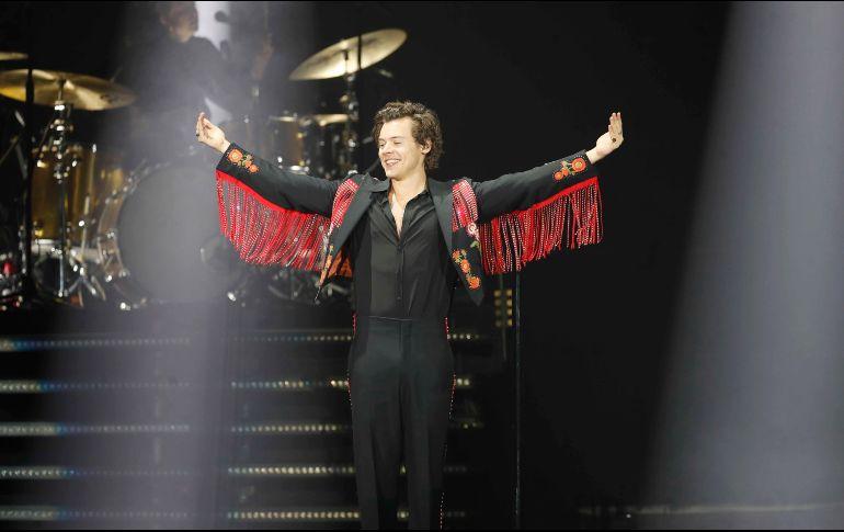 Con su potente voz, carisma y una seductora sonrisa, el ídolo juvenil hizo suya esta velada donde estrenó canciones y recordó a su ex agrupación One Direction. SUN / I. Olivares