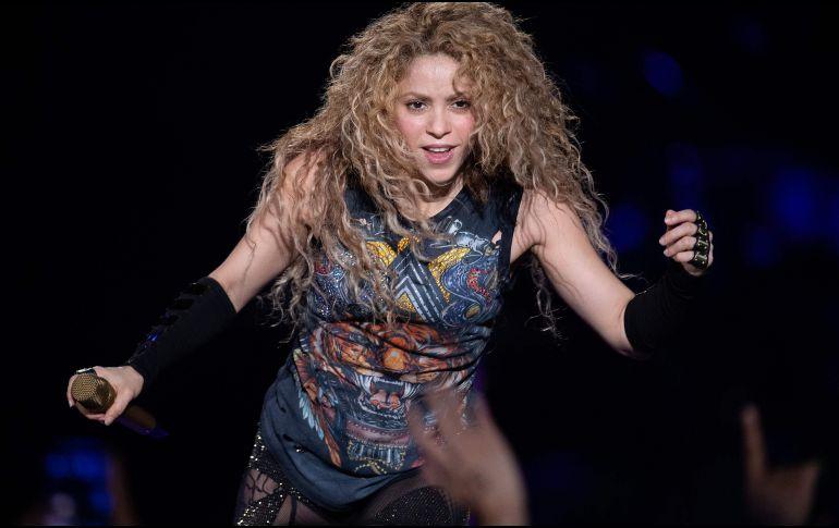 Shakira reanuda su gira mundial en Alemania | El Informador ...