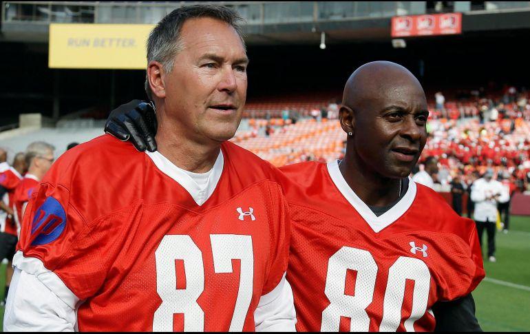 Fallece Dwight Clark, emblema de época dorada de 49ers