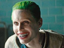 "Jared Leto. El actor en su rol de ""Joker"". ESPECIAL"
