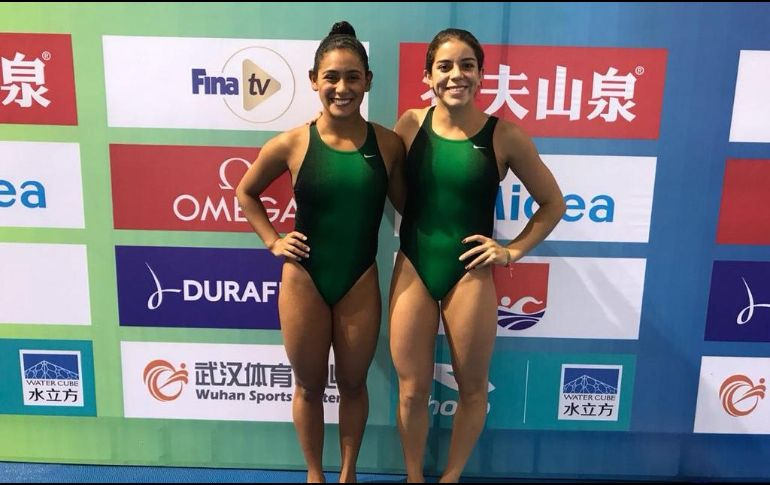 Resultado de imagen para Las mexicanas Alejandra Orozco y Gabriela Agundez