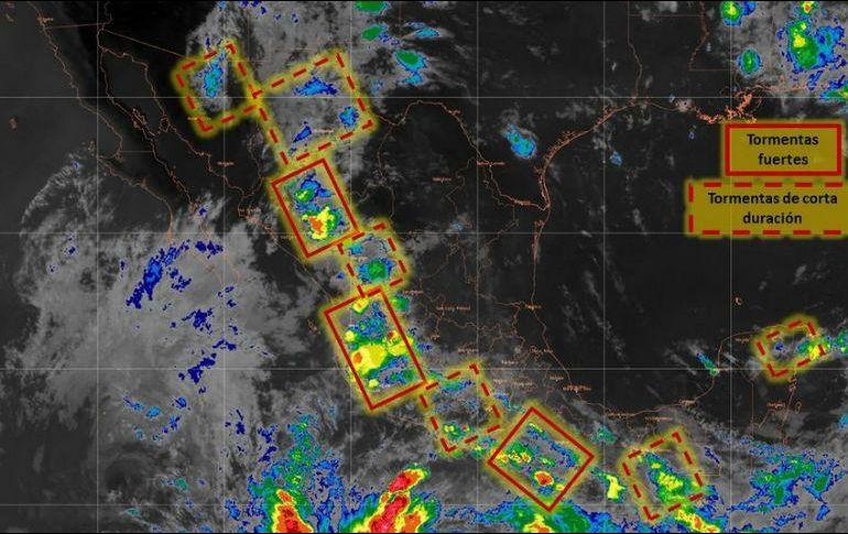 Huracán Bud ya es categoría 4; habrá tormentas torrenciales en seis estados