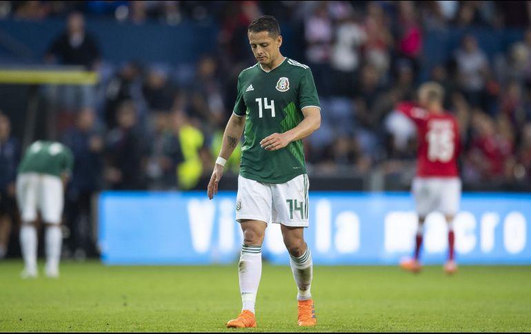 'Chicharito' Hernández aclara fiesta de la Selección Mexicana