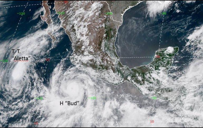 Los Cabos En Alerta Por Huracan Bud